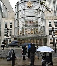 JUICIO. Tribunal del Distrito Sur en Brooklyn, Nueva York (EE.UU.)