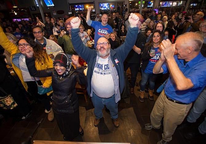 La diversidad electoral llegó a los Estados Unidos