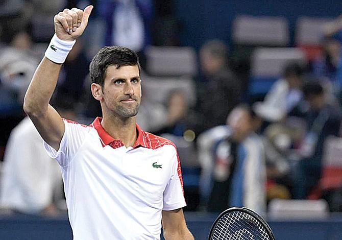 Listos los rivales de las finales de la ATP