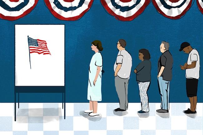 Elecciones: resultados muestran que la salud es importante para los votantes, pero no es crucial