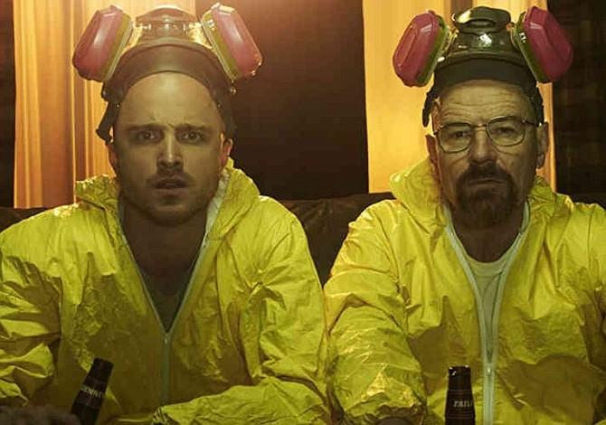 Habrá una película de la serie Breaking Bad