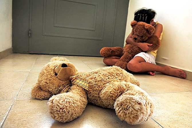 Menores en alto riesgo de abuso