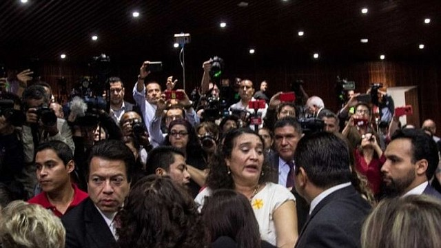 MÉXICO. La diputada federal por Veracruz, Carmen Medel