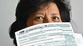 NUEVO. El tamaño del formulario que se usará para el reporte de impuestos el próximo año será un poco más grande que una postal.