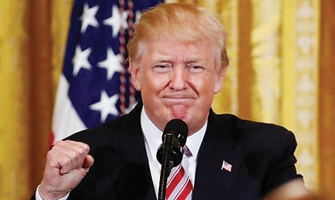 Golpe político a la Administración Trump