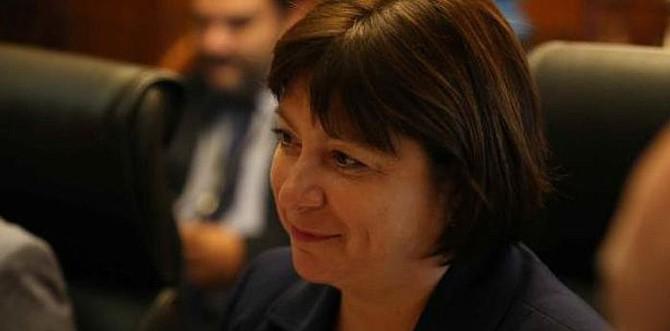 PUERTO RICO. Natalie Jaresko, directora ejecutiva de la Junta de Supervisión