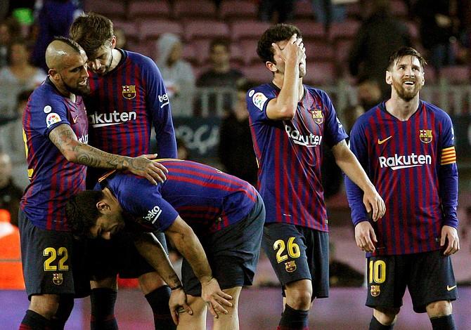 Barcelona renuncia a jugar en Miami en 2019