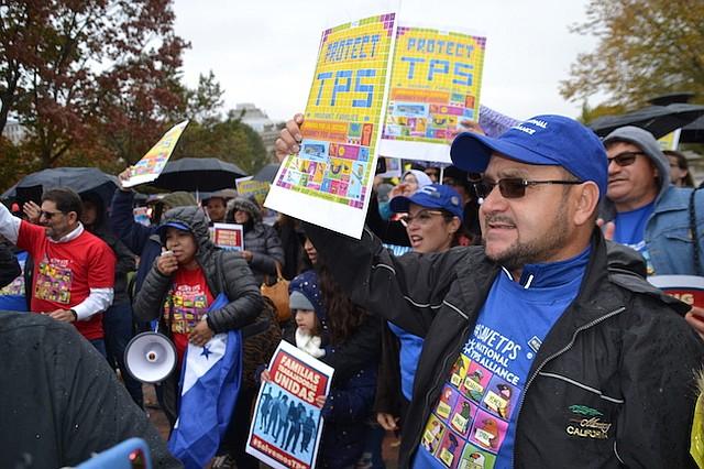 WASHINGTON. Mardoel Hernández, coordinador de la Alianza TPS para DC dijo que la coalición está al tanto que solo una ley bipartidista sería exitosa.