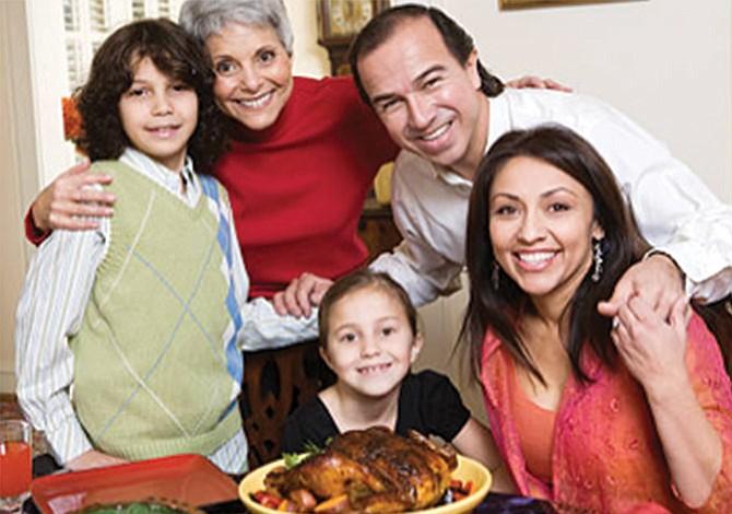 Celebración de Thanksgiving para todos
