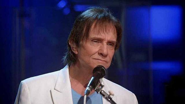 Cantante Roberto Carlos