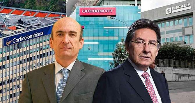 COLOMBIA. Un nuevo capítulo se suma al escándalo entre el fiscal general de la Nación Néstor Humberto Martínez y el fallecido Jorge Enrique Pizano