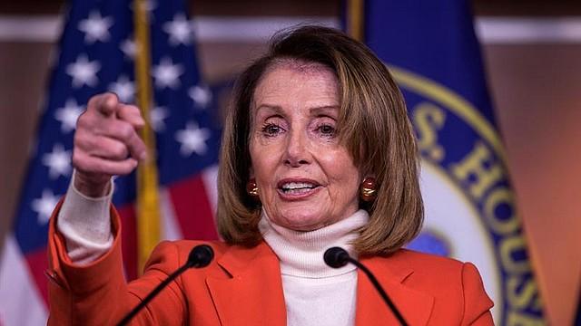 """EE.UU. Pelosi dice que tiene apoyo """"abrumador"""" para presidir la Cámara Baja del país"""