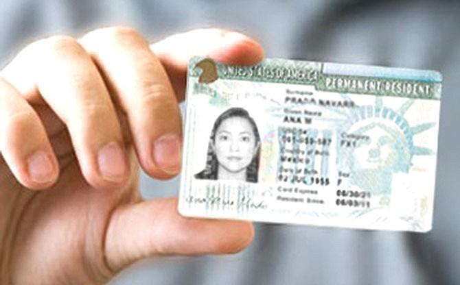 Riesgo de perder la 'green card' es real