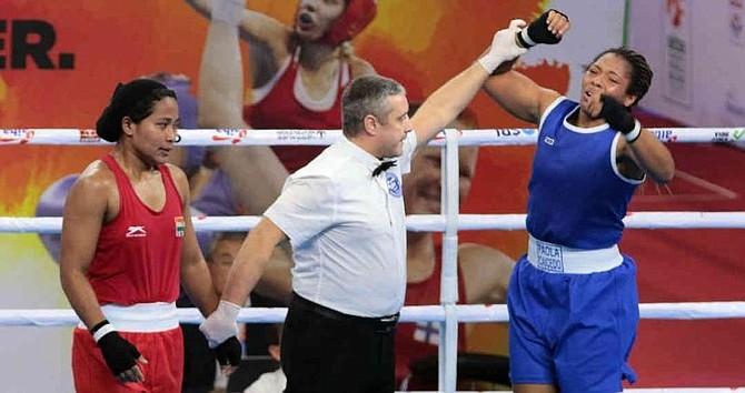 BOXEO. La colombiana buscará su paso a la gran final enfrentando a la bielorrusa Viktoria Kebikava