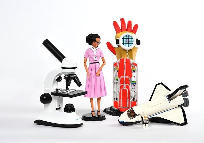 La tendencia en juguetes para amantes de las ciencias