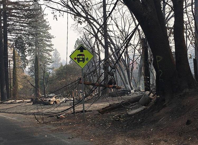 Balance de muertos en incendio del norte de California sube a 81