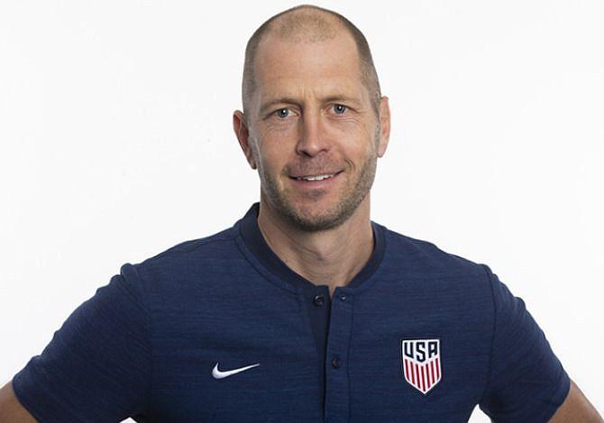 Selección estadounidense de fútbol presenta a Gregg Berhalter como nuevo entrenador