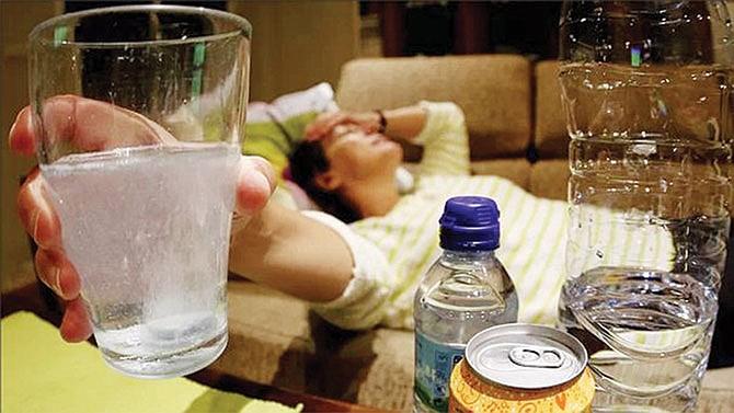 Desintoxicar el hígado luego de consumir alcohol