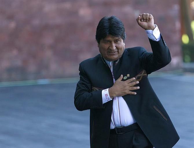 ELECCIONES. La oposición pide respeto a la Constitución y a la soberanía de la población que en un referendo del 21 de febrero de 2016 rechazó la reelección de Morales.