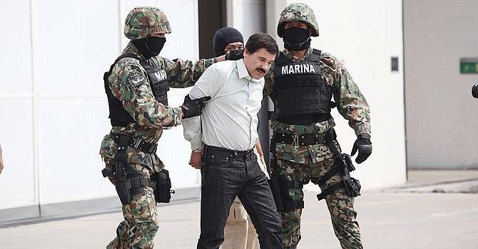 PRISIÓN. La representación legal de Guzmán acorraló al testigo de la fiscalía, obligándolo a confesar que no ha pagado ni un día de cárcel desde que se entregó a las autoridades en junio de 2009.