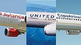 Star Alliance. Las tres compañías llegaron con este acuerdo en coherencia con una tendencia global de cooperación en la industria aérea.