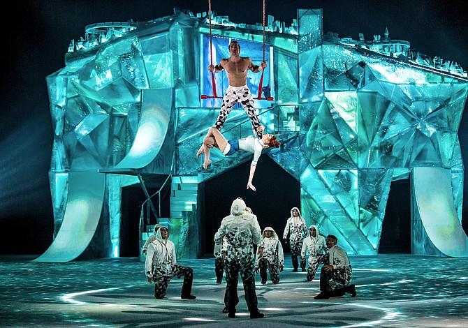 Una experiencia revolucionaria de Cirque du Soleil