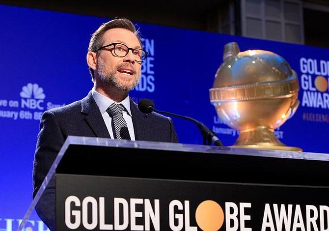 Estos son los nominados para los Globos de Oro