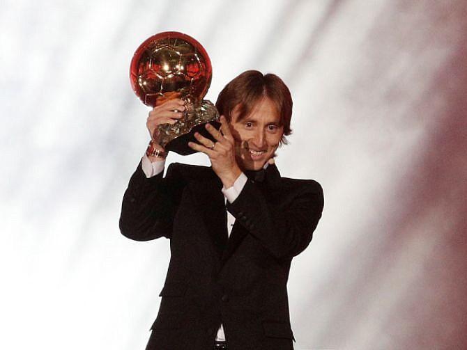 Modric defiende triunfo del Balón de Oro 2018: