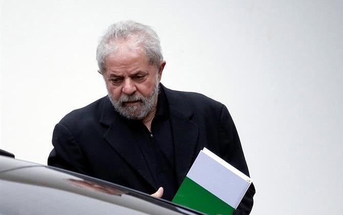 Protestarán para exigir libertad del expresidente Lula da Silva