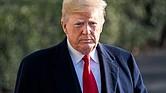 WASHINGTONEl presidente de los Estados Unidos, Donald J. Trump, anuncia la nominación para fiscal general de William Barr durante una comparecencia ante los medios de comunicación a las afueras de la Casa Blanca