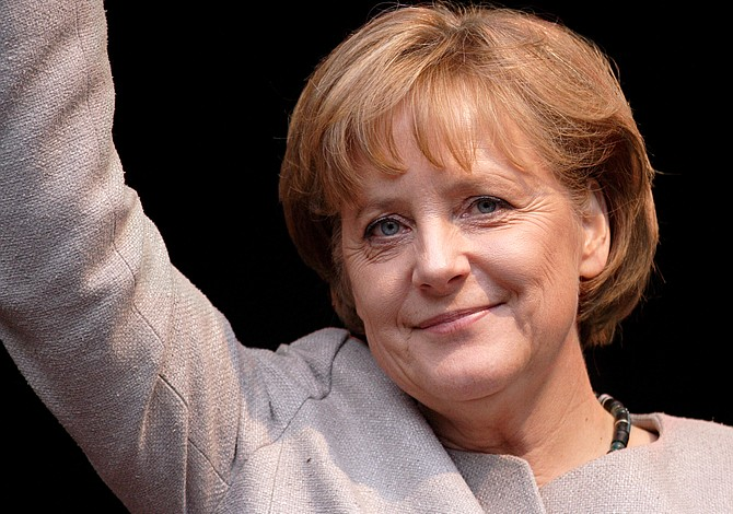 Ángela Merkel pronunciará el discurso de graduación de Harvard en 2019