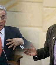 POLÍTICA El senador Iván Cepeda viajó a Washington para cumplir una cita con Margarette May Macaulay