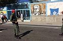 CARACAS. Foto de la entrada al centro electoral Pedro Emilio Coll, en la parroquia caraqueña de El Valle