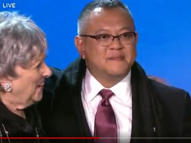 EE.UU. Médico peruano Ricardo Pun-Chong