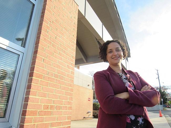 CANDIDATA. Palchick aspira a reemplazar a la supervisora Linda Smyth, quien después de 16 años de servicio no buscará la reelección.