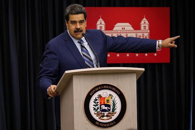 """LEGITIMIDAD. """"Ya es hora de que Estados Unidos reconozca formalmente a la Asamblea Nacional, elegida democráticamente, como la única institución gubernamental legítima que queda en Venezuela"""", dijo Rubio."""