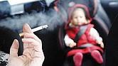CONSECUENCIAS. La exposición al 'humo de segunda mano' causa en este país más de 41,000 muertes por cáncer de pulmón y enfermedades cardíacas entre no fumadores.