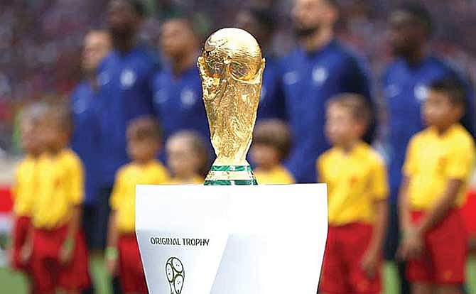 Llegaron los millones de la FIFA