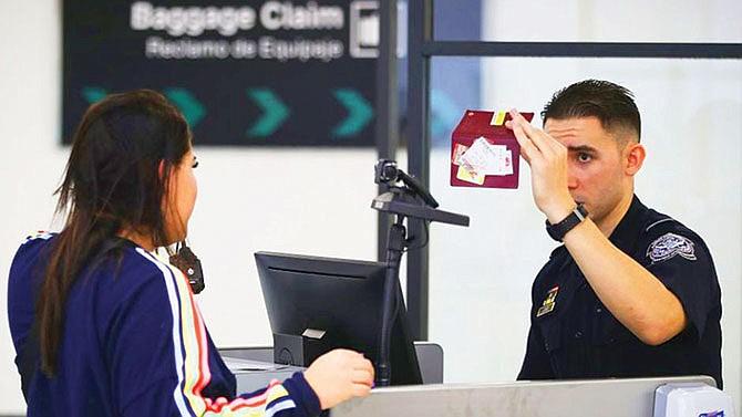 Estadounidenses coinciden en ciertos temas clave de inmigración
