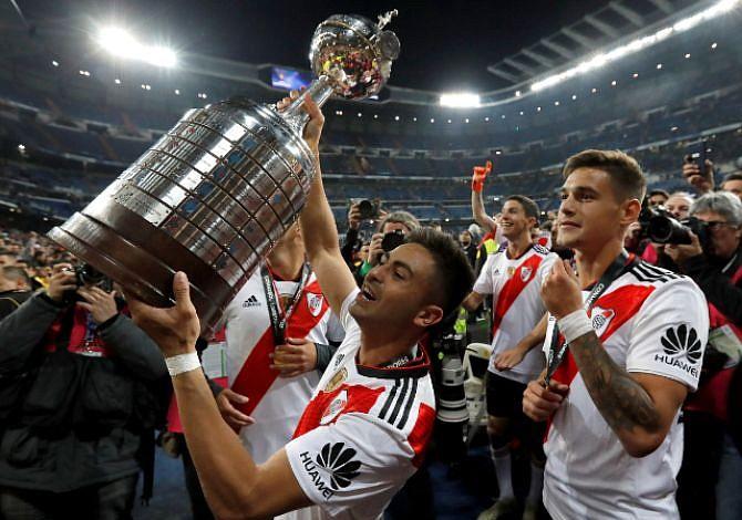 Una larga Copa Libertadores culmina con River Plate como campeón