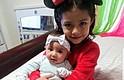 Adrianna Nicole Mejia-Rivera y su hermanita, la bebé Natasha Nicole Mejia-Rivera, resultaron ser víctimas de un horrendo choque que ocurrió en Revere el pasado domingo 9 de diciembre.
