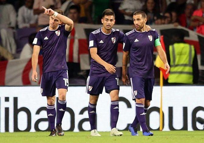 River Plate es sorprendido por el campeón de EAU en el Mundial de Clubes