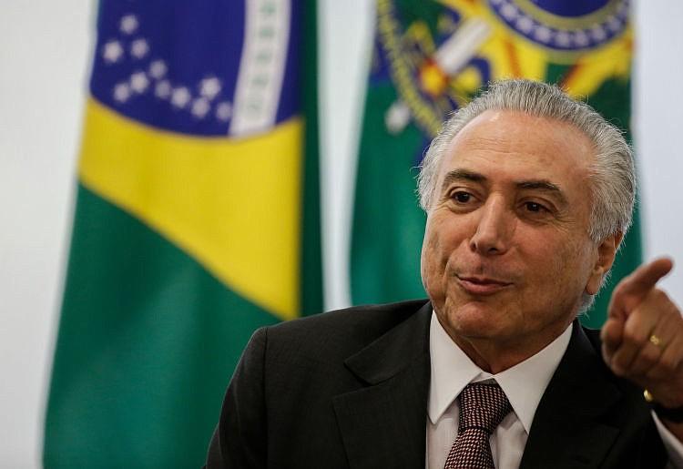 Fiscalía acusa a presidente Temer por corrupción y lavado de dinero — Brasil