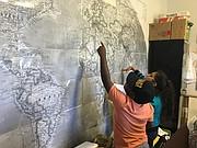 Artes. El pensum académico de la escuela promueve el aprendizaje de las artes, el drama, la danza y la música, como materias de cultura general. CREDITO: Cortesía Creative Minds International.