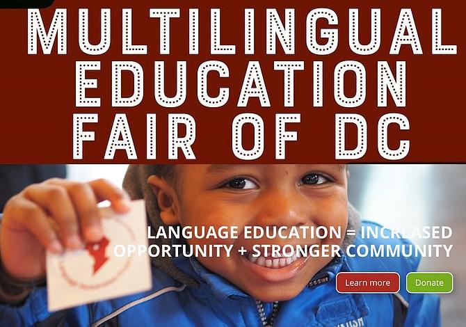 DC celebrará la edición 2019 de la Feria de Educación Multilingüe