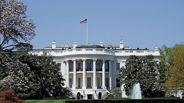 POLÍTICA. Casa Blanca de Estados Unidos