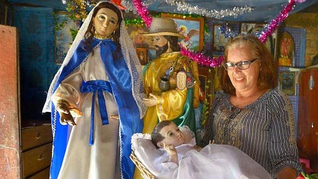 Historias De Navidad Así Trabajan Las Costureras Del Niño
