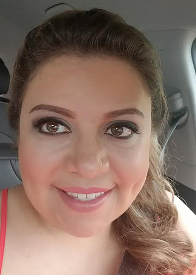 Jimena Del Castillo, residente de Gaithersburg, MD.