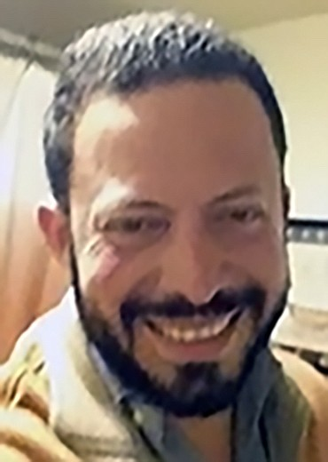Eduardo Barraza, residente de Bethesda, MD.