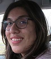 Nicole Durán, residente de Poolesville, MD.